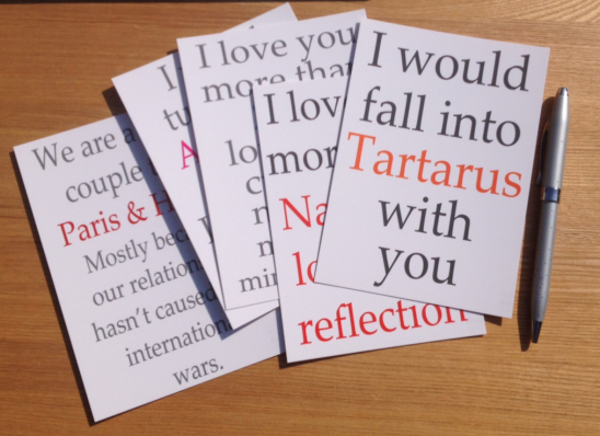 Mythology Valentine's Prints