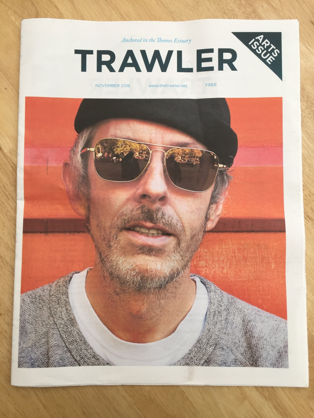 Trawler Magazine Winter 2016 Leigh on Sea Southend on Sea