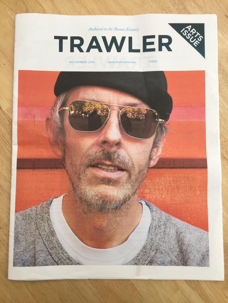 Trawler Magazine Winter 2016 Leigh on Sea Southend on Sea