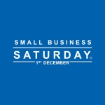 Small Business Saturday UK 2018 logo